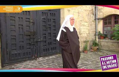 Rencontre avec une Carmélite de Pontoise : Sr Marie de la Croix