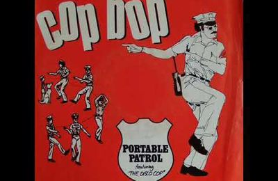 PORTABLE PATROL FEATURING THE DISCO COP - COP BOP
