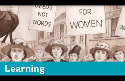 Votes for Women! The Suffragettes/1