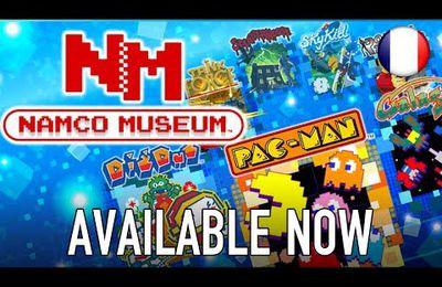 Namco Crématorium dispo sur le eShop