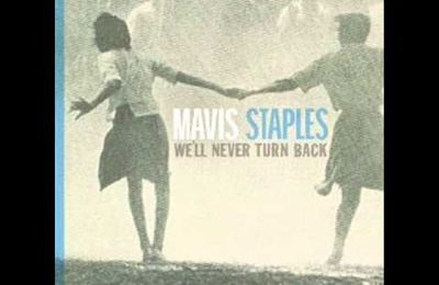 Mavis Staples...