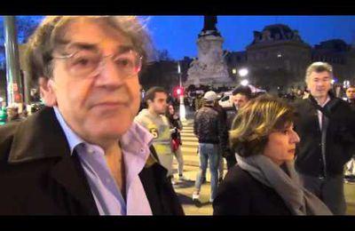 Nuit Debout. Finkielkraut chassé de la place de la République (vidéos)