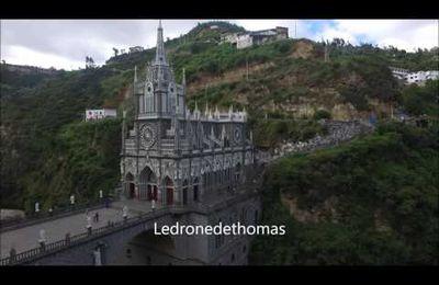 Vidéos de drone en Colombie