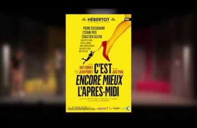 C'est encore mieux l'après-midi, de Ray Cooney, au Théâtre Hébertot / THEATRE / ACTUALITE