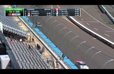 NASCAR XFINITY Series - Full Race - AXALTA Faster Tougher Brighter 200 at Phoenix