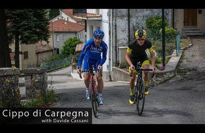 Cippo di Carpegna (Pantani's Climb)