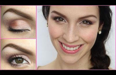 Maquillage doux: printemps