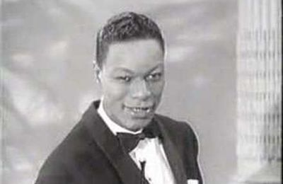 "Nat King Cole, ""Nature Boy"""