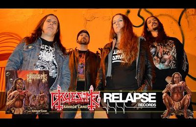 New video from GRUESOME