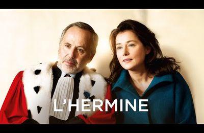 L'Hermine, une comédie dramatique avec Fabrice Luchini et Sidse Babett Knudsen