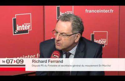 Affaires François Fillon et Richard Ferrand: deux poids deux mesures !