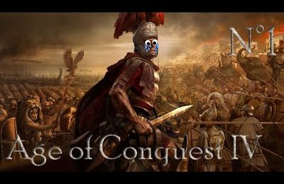 On a enlevé le sénateur !!! (Age of Conquest IV)