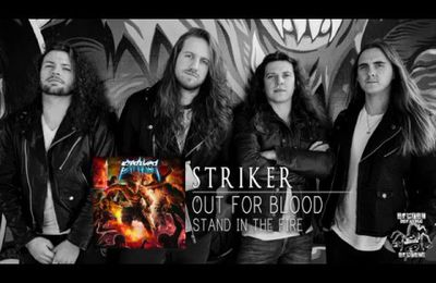 STRIKER posted new song