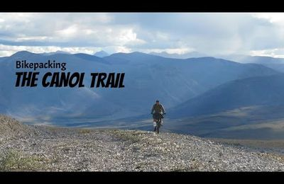 Bikepacking The Canol Trail