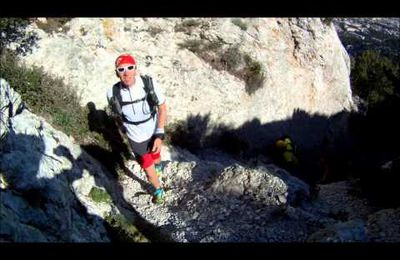 "La ""Galividéo"" du stage Trail calanques! ..."