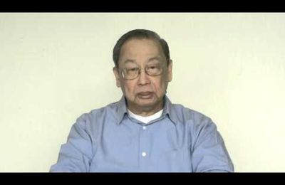 Message de Jose Maria Sison au Bloc Rouge