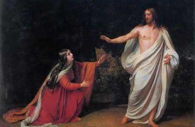 Fête de Pâques:Alléluia, le Christ est ressuscité d'entre les morts