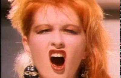 Tubes de l'été (8) : Cindy Lauper, Girls just want to have fun