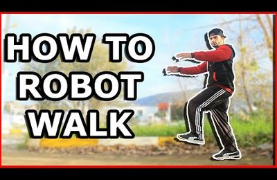 How to robot dance
