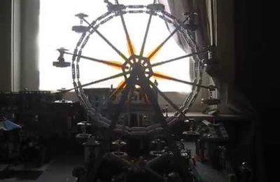 Lego : La grande roue (video)