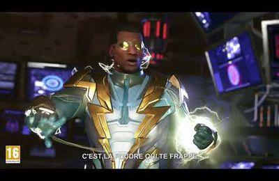 Injustice2 présente Raiden en vidéo !