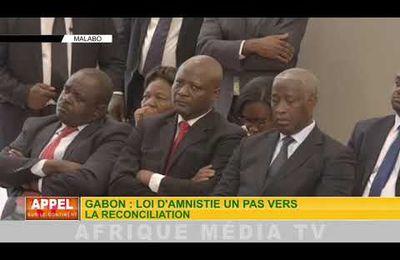 Actualité au Gabon