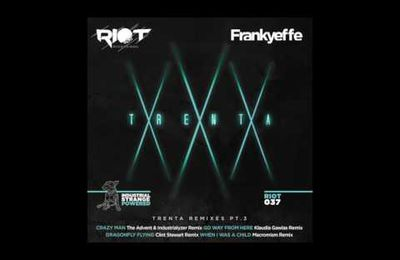 Frankyeffe - Dragonfly Flying (Clint Stewart remix)
