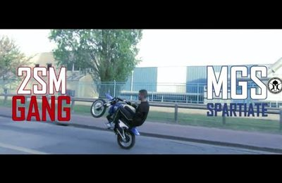 MGS Spartiate Feat 2SM Gang - On Déboule   Réa.By GNF Records (CLIP)