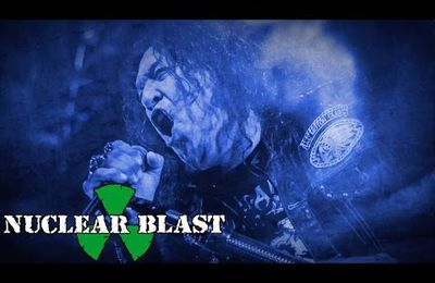 "Nouvelle lyrics video de TESTAMENT ""Brotherhood of the snake"""