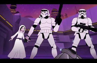 Star Wars Forces of Destiny : Bounty of Trouble