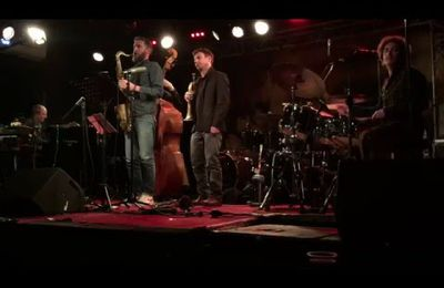 Florent Pellissier Quintet au New Morning
