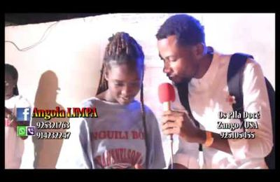 SHOW PILADOCE no ZANGO by ANGOLA LIMPA