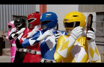 Les Power Rangers
