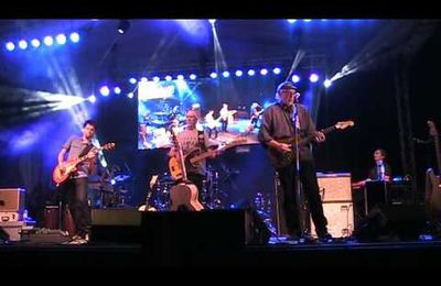 Gilles Sioui and the Midnight riders