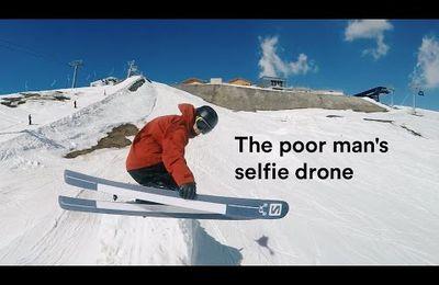 En l'absence de drone