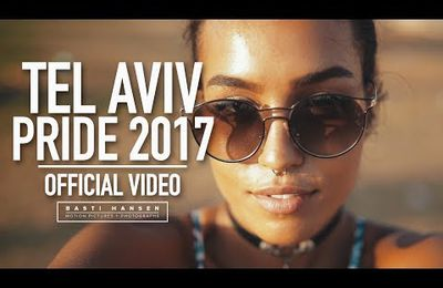 Here's the official TEL AVIV PRIDE PARADE 2017