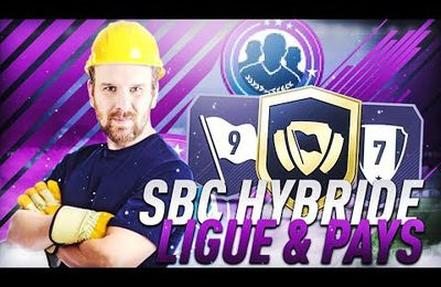 FIFA 18 - DCE HYBRIDE LIGUE/PAYS LA SOLUTION LOW COST