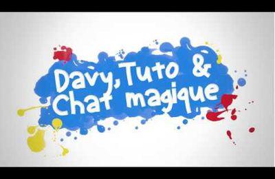 Davy, Tuto et Chat magique