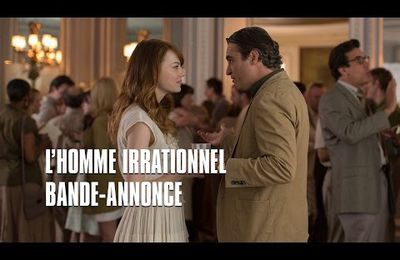 """L'homme irrationnel"". De Woody Allen."