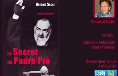 Le secret de Padre Pio