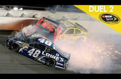 NASCAR Sprint Cup Series - Full Race - Can-Am Duel At Daytona 2