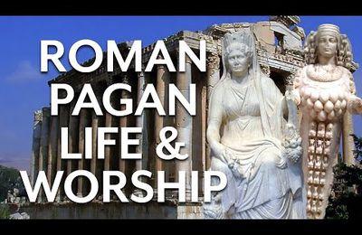 Quelle était la religion romaine et quelles furent les différences avec le christianisme ?