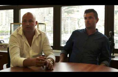 Interview Frédérique Mora, Rémy Galleau avec Robin Rio, et Christian Califano