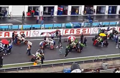 PETITE VIDEO SUPERBIKE MAGNY-COURS OCTOBRE 2015