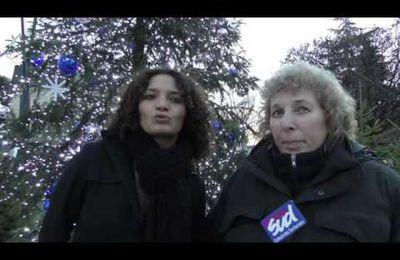 [Vidéo] Victoire des communaux et communales à la mairie : la lutte paye !