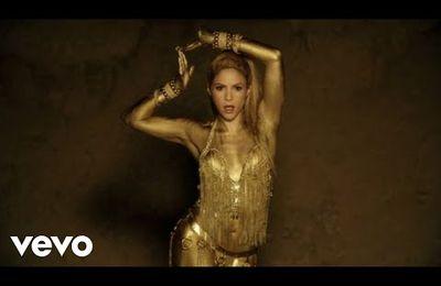 Le nouveau clip video de Shakira ft. Nicky Jam - Perro Fiel vient de sortir et fait déjà monter le mercure