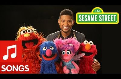 Usher's alphabet song