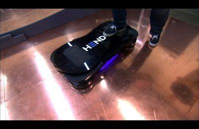 Le skatboard volant de Marty McFly devient réalité