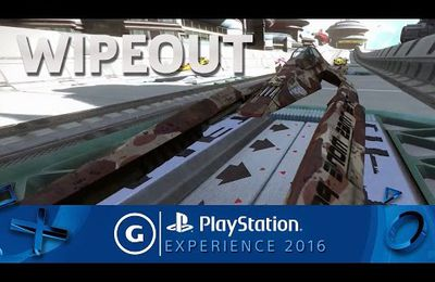[PLAYSTATION EXPERIENCE] Wipe... Prout