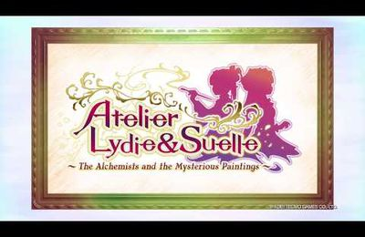 ACTUALITE : Atelier Lydie & Suelle The Alchemists and the Mysterious Paintings annoncé